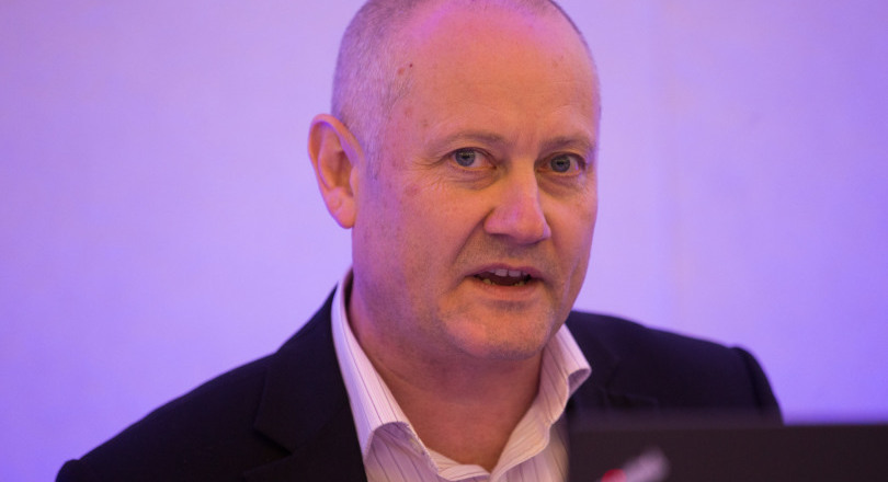 Steve Dickson at BT Conference