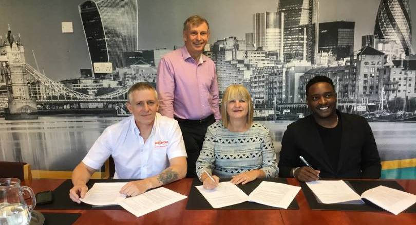 nions sign recognition deal